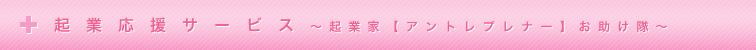 起業家【アントレプレナー】お助け隊